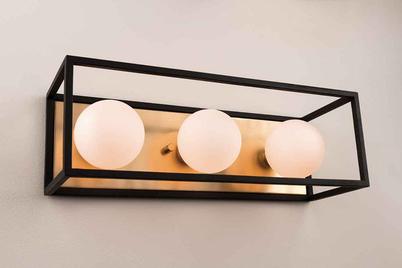 Cardi 3 Light Sconce