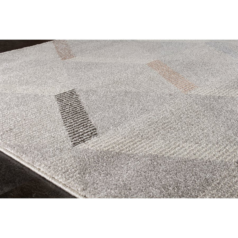 Fasi Grey Multi Rug