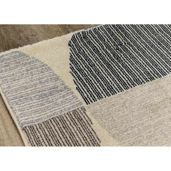 Fasi Cream/Grey Multi Rug