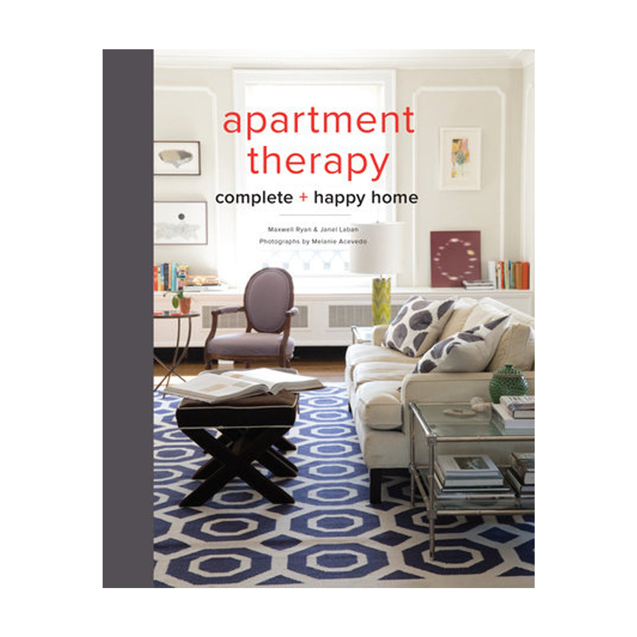 Apartment Therapy Complete and Happy Home Book – LD Shoppe