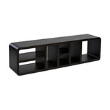 Aldo Console - Ebony Walnut