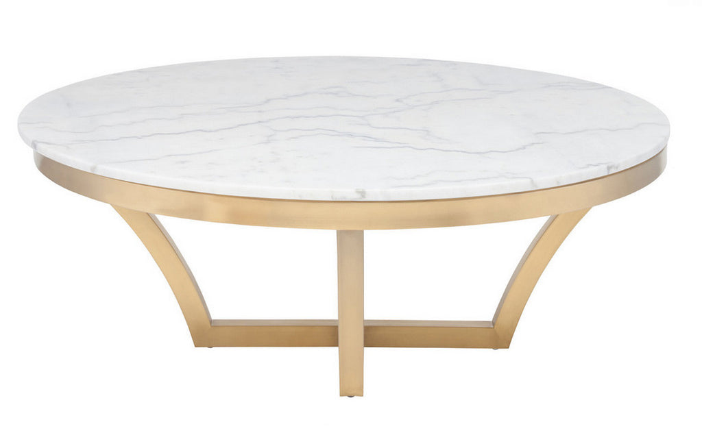 Rori White Coffee Table