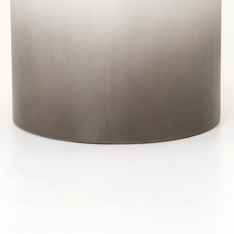 Ombre Side Table - Slate Grey
