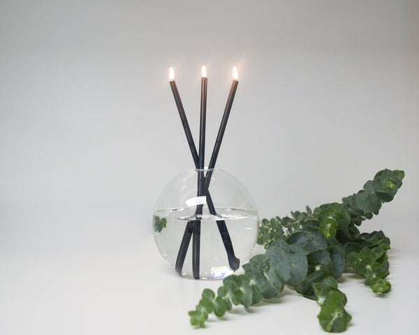 Mauviel Everlasting Candle - Black