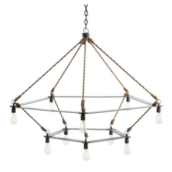 Blair Two-Tiered Pendant