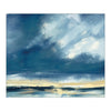 Blue Lake Framed Canvas