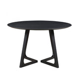Burna Round Dining Table