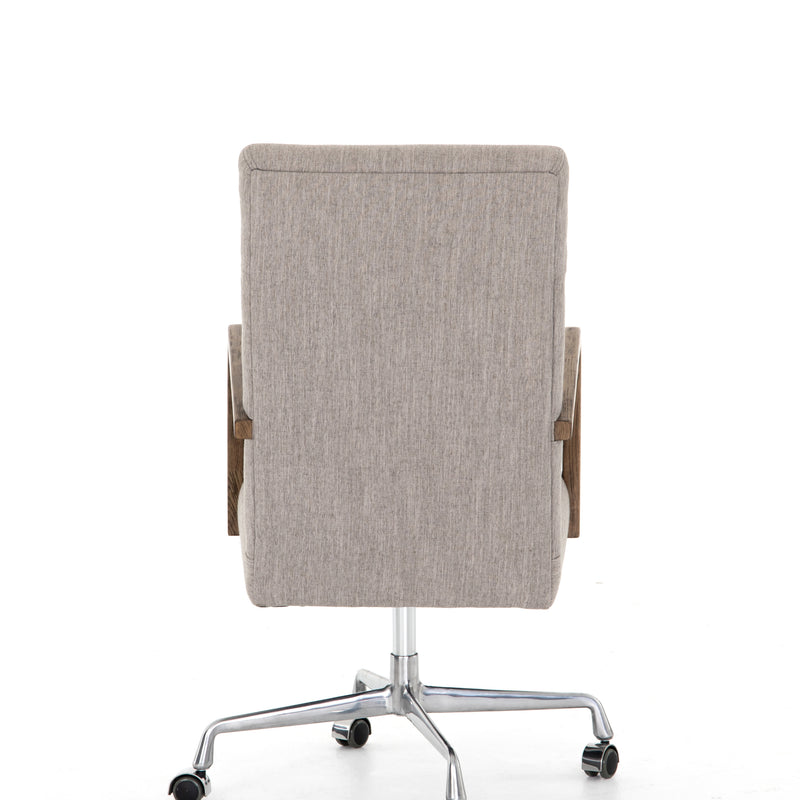 Bryar Office Chair - Savile Flannel