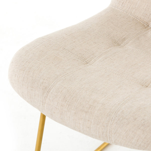 Carrie Dining Chair - Savile Flax