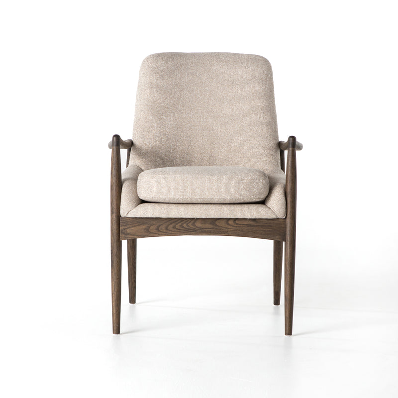 Rhiannon Light Camel Dining Chair