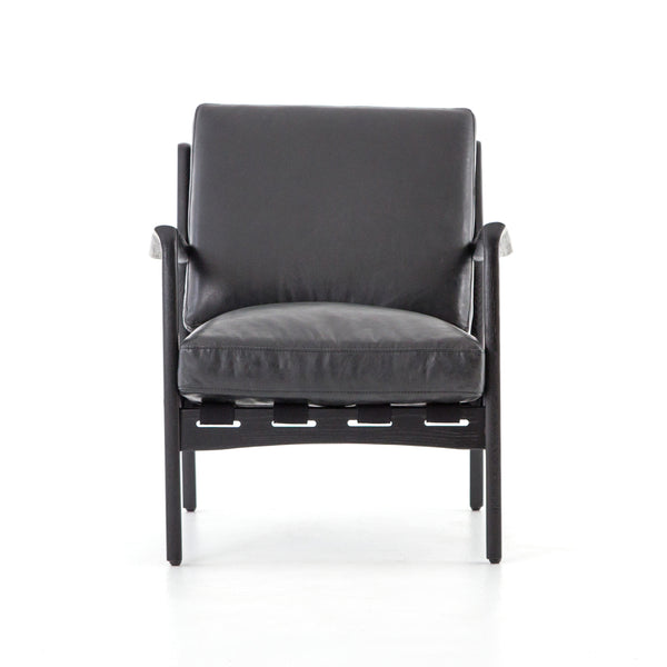 Silas Armchair - Black
