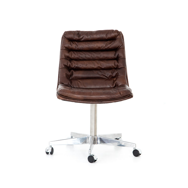 Cali Office Chair - Whiskey