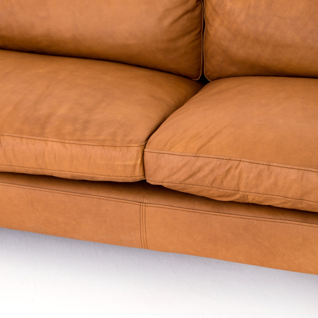 Beckwith Leather Sofa