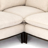 Cambie 5 Piece Sectional