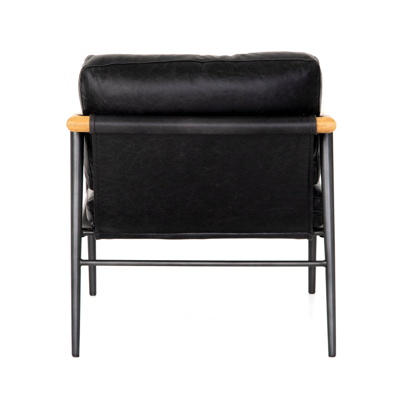 Rory Armchair - Black