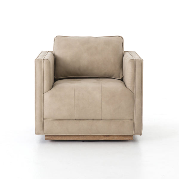 Era Swivel Chair - Natural