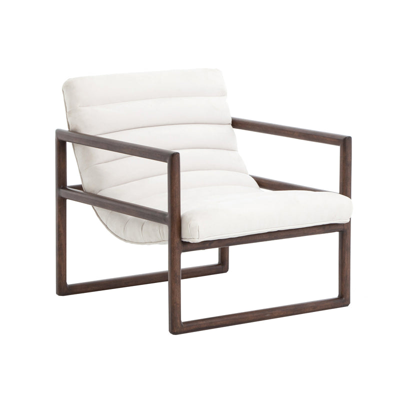 Kitsilano Armchair in White