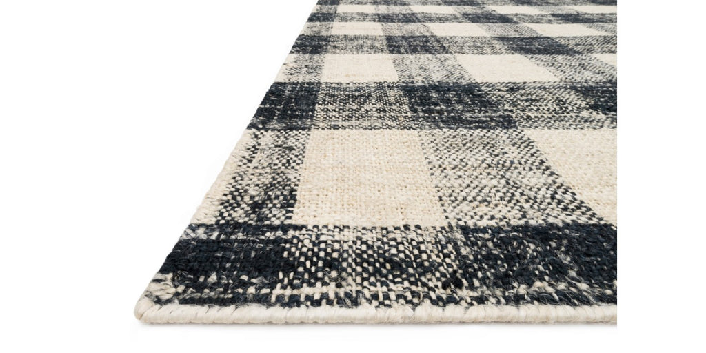 Drema Black/Natural Rug