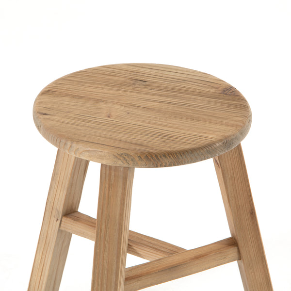 Amia Round Accent Stool