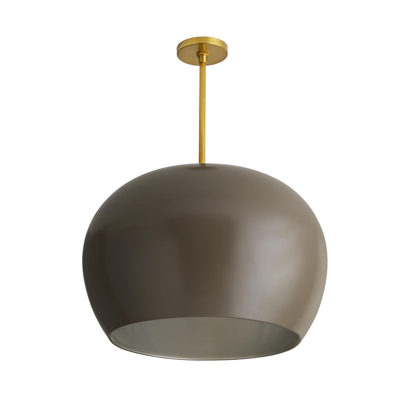 Coby Pendant Taupe