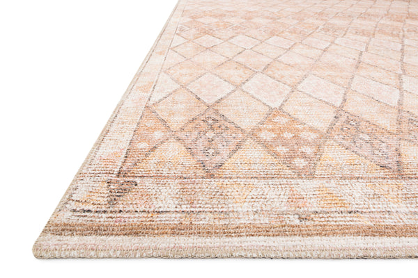 Deven Ochre/Neutral Rug