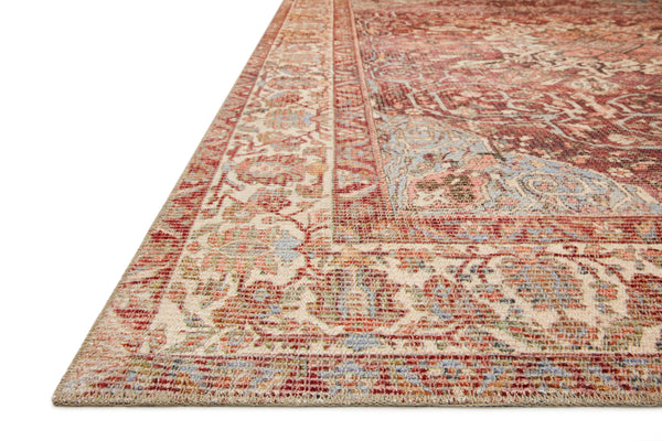 Deven Bordeaux/Multi Rug