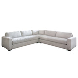 Didi Sectional - Light Grey