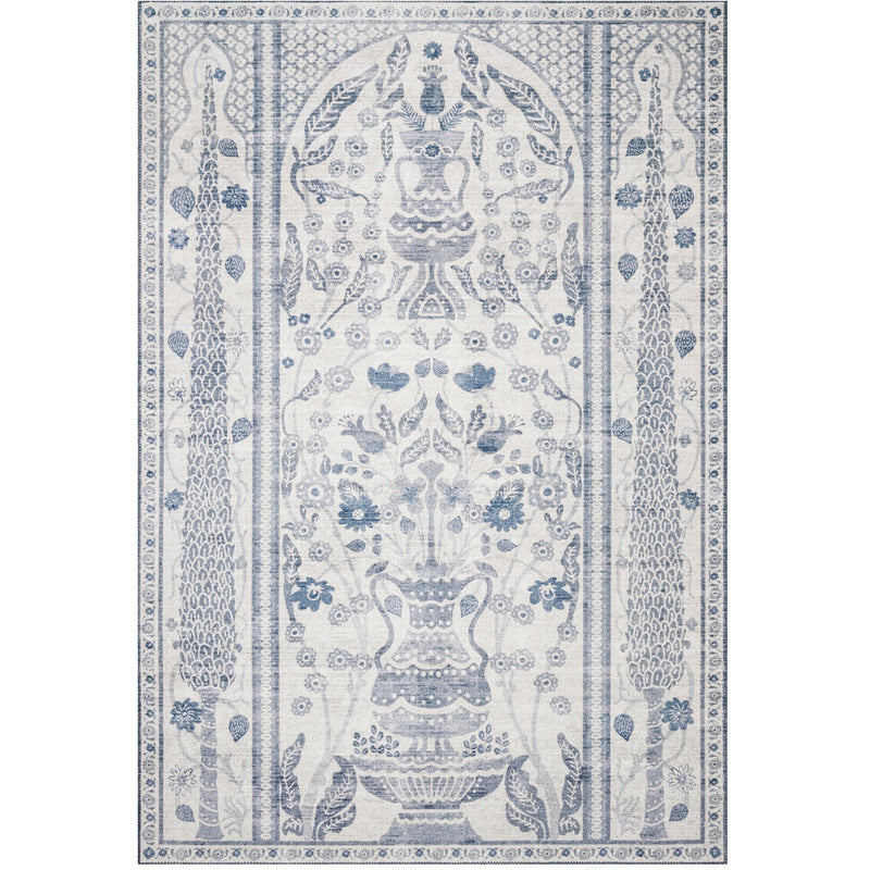 Palais Dove/ Denim Rug