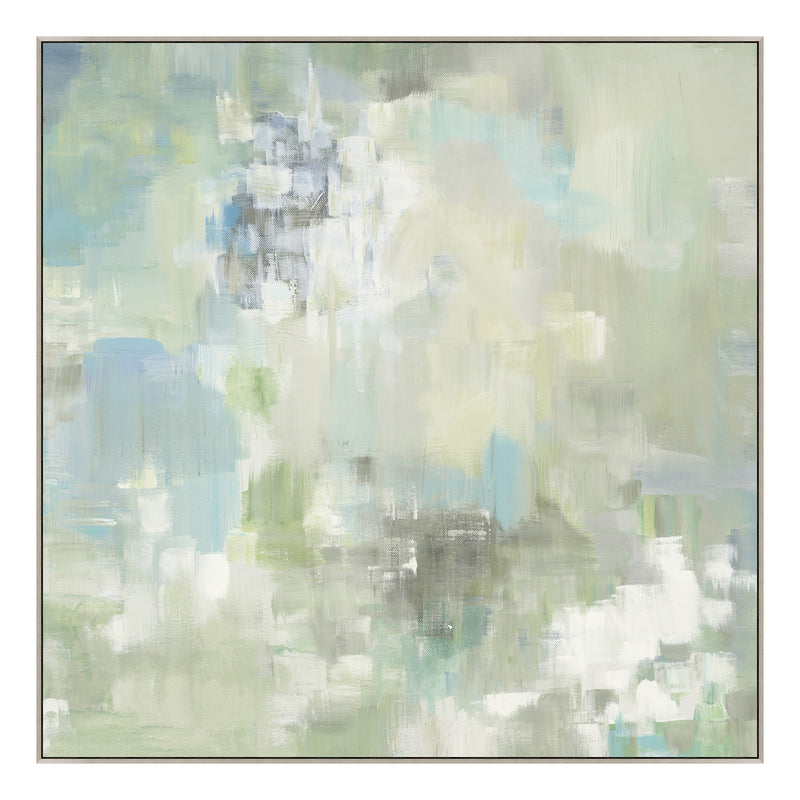 Diana Abstract Framed Canvas