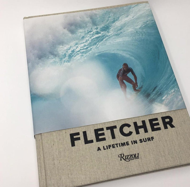 Fletcher: A Lifetime in Surf Book