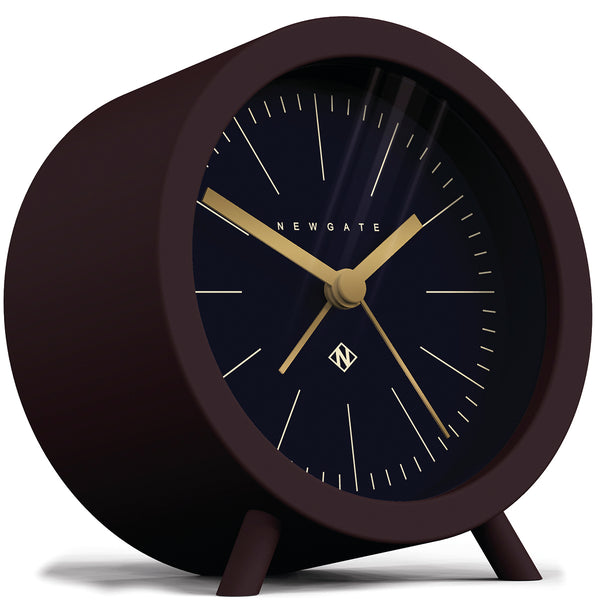 The Fred - Petrol Blue Dial -Alarm Clock