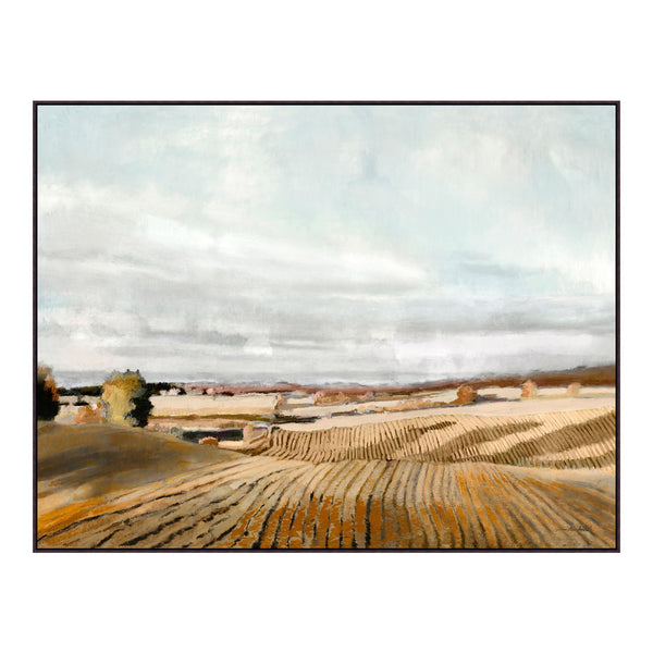 Country Fields - Canvas