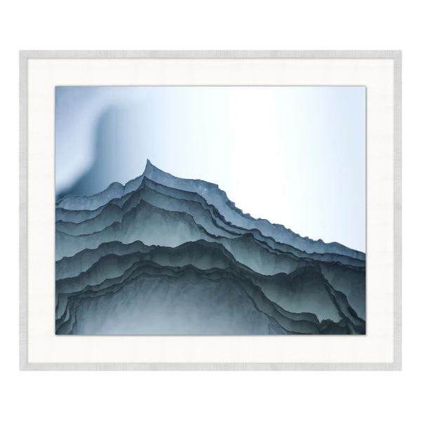 Flow I Framed Print