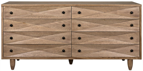 Curtis 8 Drawer Dresser