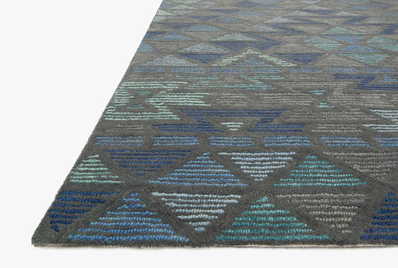 Gemology Navy/Grey Rug