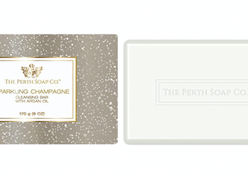 Sparkling Champagne Cleansing Bar