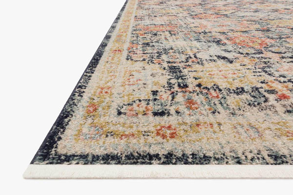Graham Blue/Multi Rug