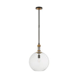 Gable Large Globe Pendant