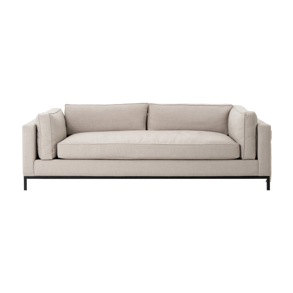 Grammercy Moon Grey Sofa