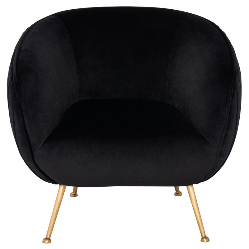 Mabella Armchair - Black