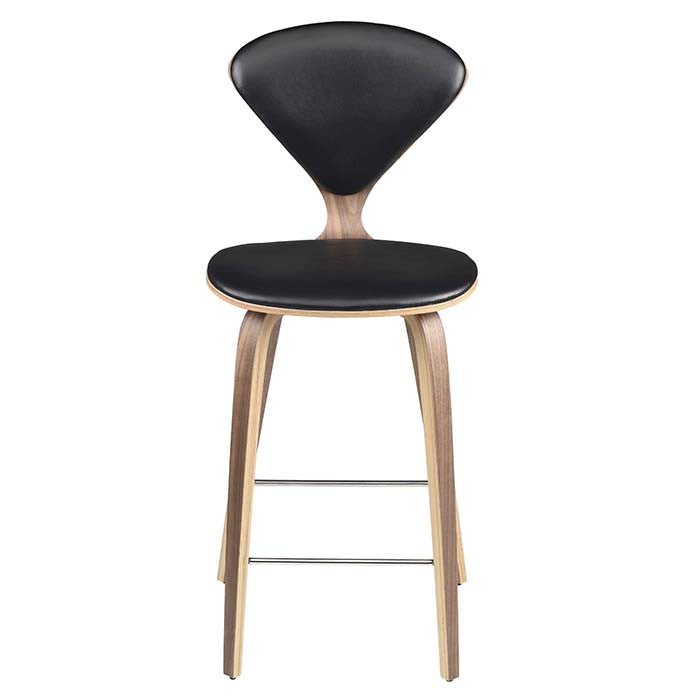 Satine Black Stool