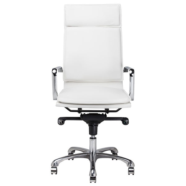 Aslo Office Chair - White