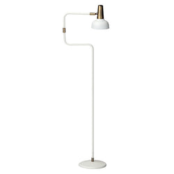 Renata Floor Lamp White