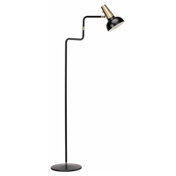 Renata Floor Lamp Black
