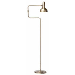 Renata Floor Lamp Brass
