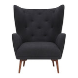 Klara Armchair Dark Grey