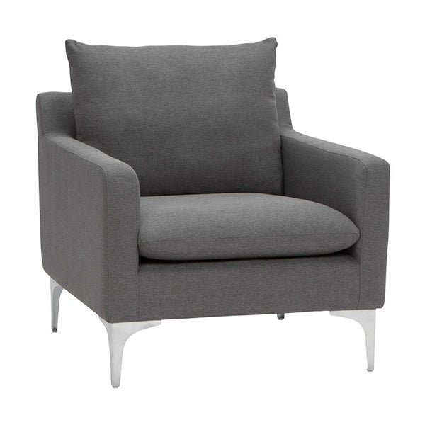 Andie Armchair - Grey