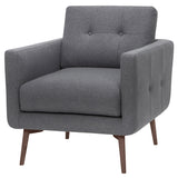 Ingrid Armchair Grey