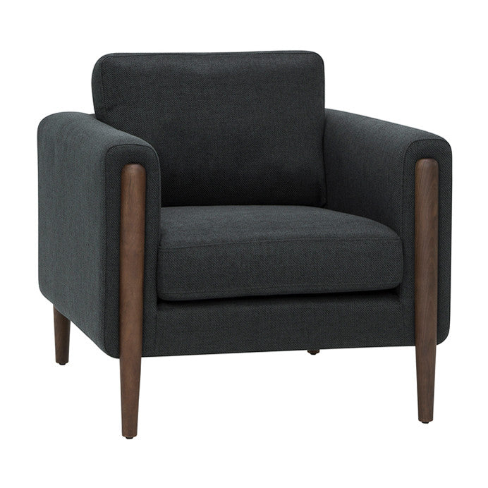 Steen Armchair Grey