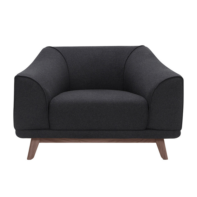 Avi Armchair Grey